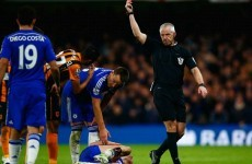'They are career-ending tackles' - Chelsea coach hits back at diving claims
