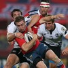 A first half blitz set Munster on the way to a powerful bonus point win against Zebre