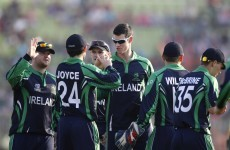 Ireland start as they mean to go on but room for improvement as World Cup groundwork begins