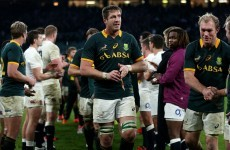 Example number 1,043 of why Bakkies Botha is the toughest man in rugby