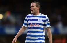 Richard Dunne involved in angry confrontation with QPR fans