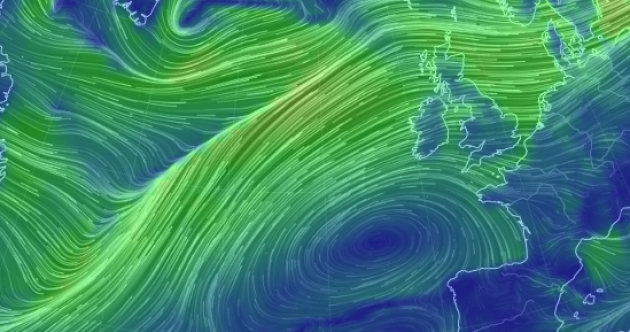 Incoming: Another 'high winds' weather warning just kicked-in