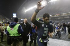 Seahawks power past Panthers for playoff win, Patriots rally for victory over Ravens