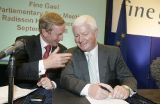 "Frank Flannery would give ""serious consideration"" to Fine Gael return"