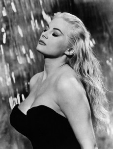 Anita Ekberg --- the iconic actress from La Dolce Vita --- has died, aged 83