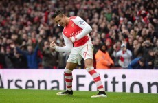 Brilliant Sanchez boosts Arsenal's top-four bid