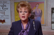 Some wonderful person compiled an hour of Jessica Fletcher epiphanies from Murder, She Wrote
