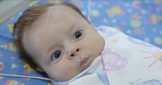 Ukrainian baby Maxim will have life-saving surgery thanks to Irish generosity