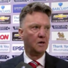 'Southampton were lucky. They came for a draw' - Van Gaal
