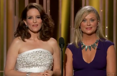 Amy and Tina's Golden Globes monologue in full