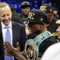 There's big news coming on Mayweather v Pacquiao later this month