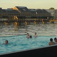 Dún Laoghaire might not get that floating outdoor swimming pool after all...