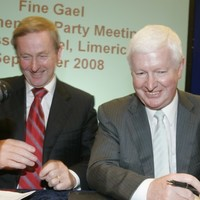 It looks like Frank Flannery WON'T be returning to Fine Gael - at least not formally