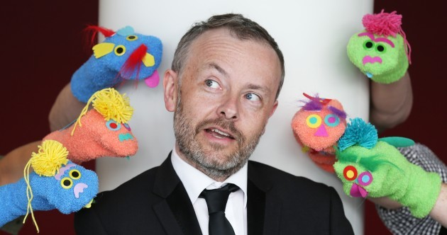 Rick O'Shea: I'm fronting RTE's new poetry show but I'm no expert