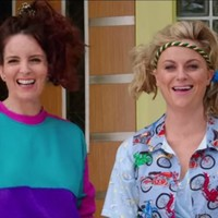 First peek at Tina and Amy's new movie - and it looks hilarious