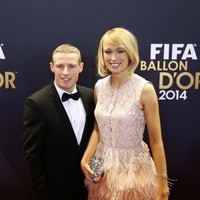 Roche receives 1.1m votes but loses out to Rodriguez for Fifa Puskas Award