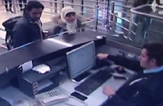 Footage emerges of Paris suspect Hayat Boumeddiene at Turkish airport