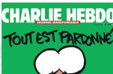 Touching 'All is Forgiven' Charlie Hebdo cover released