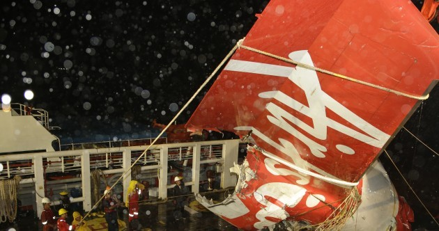 Cockpit voice recorder from crashed AirAsia plane finally retrieved from the sea