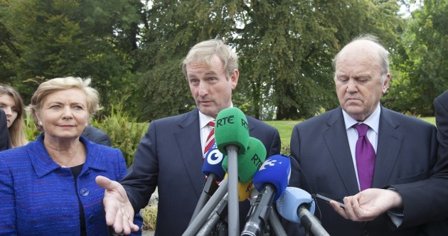 Can Fine Gael stop screwing up in 2015?