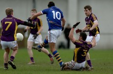 Wicklow player scores wonder goal... as in, we wonder what it looked like
