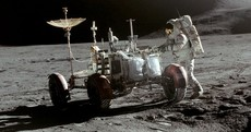 Did you know that the US left poo on the moon?