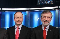 Gerry Adams and Micheál Martin are preparing for government... but not with each other