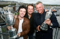 McIlroy and McDowell to represent Ireland at World Cup