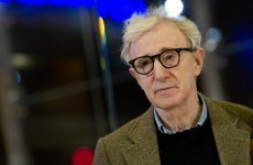 Not everyone is happy about Woody Allen's new TV show
