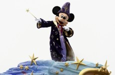 Now even Disney has had to get a bailout...