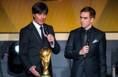 Low: Forget Ballon d'Or, Lahm is best player of the decade