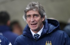 You might be surprised by who Pellegrini thinks is the Premier League's best player
