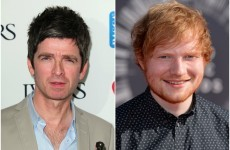 Ed Sheeran fires back after Noel Gallagher slags his Wembley gigs