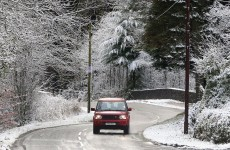 More women may feel anxious on icy roads but men lose control of their car more