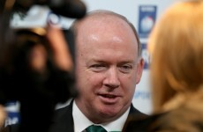 Declan Kidney won't be taking over as head coach of London Irish