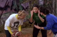 THAT Friends episode and 6 more of the best American football moments from popular culture