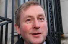 Enda: A job means you can buy the car, the boyfriend, the girlfriend, the boots or whatever