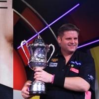 BDO world darts champion Scott Mitchell was a body double for Johnny Depp*