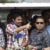 Pacquiao and Mayweather camps say they're close to agreeing a $200 million deal to FINALLY get it on