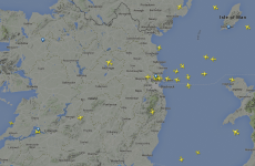 Twenty planes diverted away from Dublin Airport as 'Storm Rachel' gathers pace
