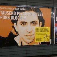 "Saudi blogger's flogging for ""insulting Islam"" postponed"