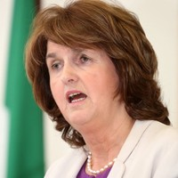 Joan Burton thinks concerns about water meters are 'a total ball of smoke'