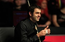 Ronnie O'Sullivan records his 776th century break to beat Stephen Hendry's record