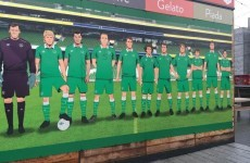 Marvel comics artist picks his Ireland XI for new mural on show in Cork city centre