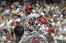 Year of the Pitcher continues as Ervin Santana throws no-hitter in Cleveland