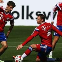 Thomas Müller thinks Bayern Munich's training is tougher than Bundesliga matches