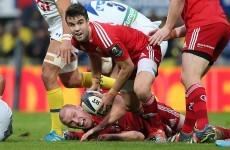 Huge loss for Munster as Murray misses make-or-break Saracens clash