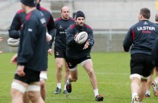 No shortage of intent in Connacht XV, but Ulster leave some big guns at home for Toulon trip
