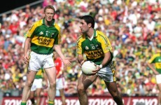 Kerry's Brian Sheehan looking to go long