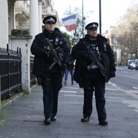Police worried about the Jewish community in UK after Paris attacks